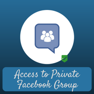 Access to Private Facebook Group