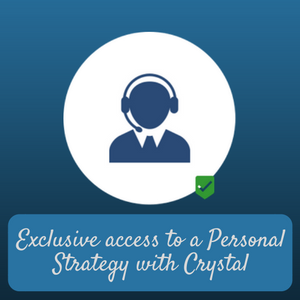 Exclusive Access to a Personal Strategy